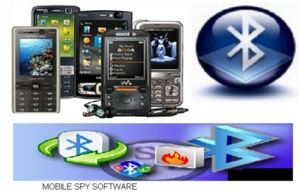 Product picture Bluetooth spy software applications 2010